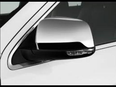 2017 jeep grand cherokee side mirror youtube. Black Bedroom Furniture Sets. Home Design Ideas
