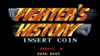 Fighter's History Arcade Music - Feilin