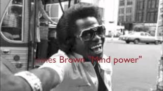 "James Brown ""Mind Power"""
