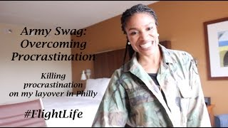 Cover images Army Swag: Overcoming Procrastination