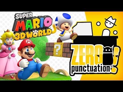 SUPER MARIO 3D WORLD (Zero Punctuation)