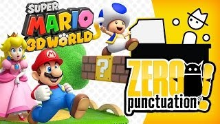 SUPER MARIO 3D WORLD (Zero Punctuation) (Video Game Video Review)
