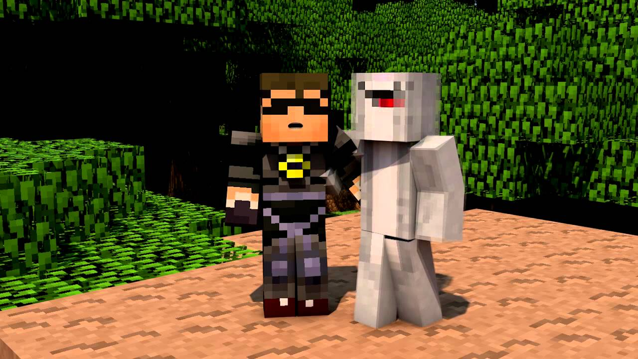 ITS ROSS   Minecraft Animation (SkyDoesMinecraft And House Owner)