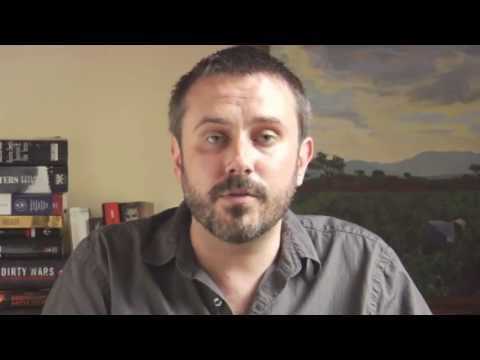 Amnesty sits down with Dirty Wars producer Jeremy Scahill