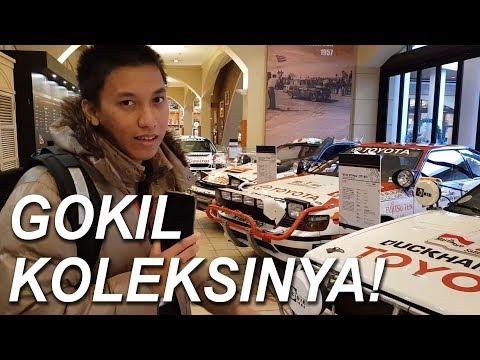 Museum Toyota Megaweb Heritage - GOKIL ABIS!
