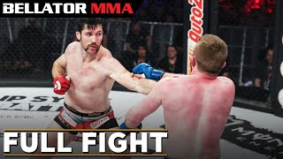 Full Fight | Will Fluery vs Shaun Taylor - Bellator 217