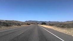 US 67: Marfa to Presidio, Texas