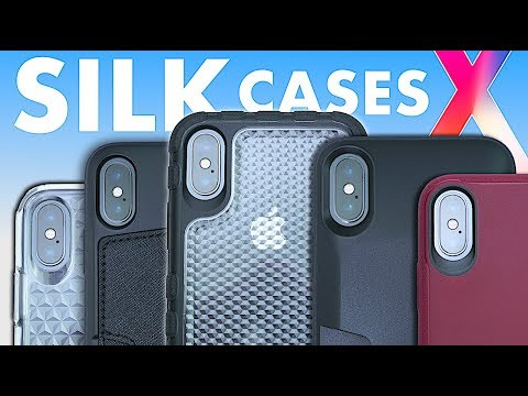 SILK CASES For IPhone X | Review