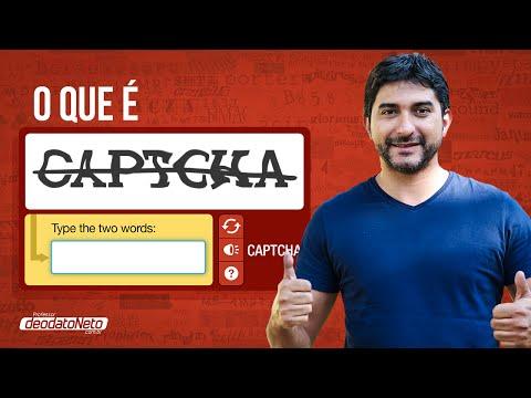 O que é Captcha