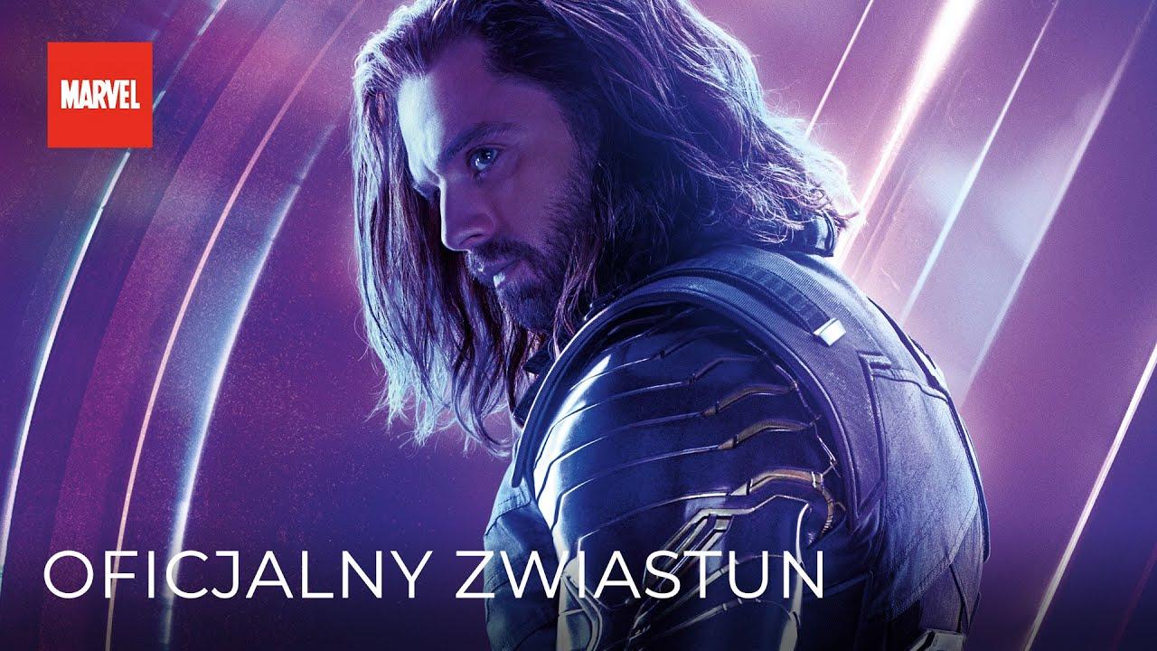 Avengers Wojna Bez Granic Zwiastun Dubbing Youtube