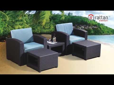 Шикарная мебель из Италии: Rattan Premium