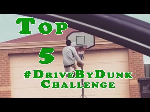 The Fumble Top 5 Drive By Dunk Challenges