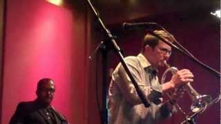 Gabriel Mark Hasselbach performs Kissed by the Sun live at Spaghettinis