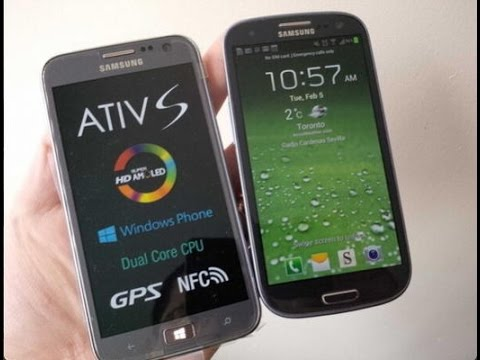 Samsung Ativ S | Repair & Dis-assembly |