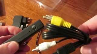 Smart TV Box MK808C для любых телевизоров. Обзор(TV Box MK808C на базе ОС Андроид который может превратить ваш телевизор в SMART TV с WEB камерой. TV Box получил в свое..., 2014-02-14T20:50:16.000Z)