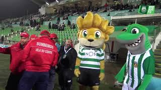 Passatempo ao Intervalo: Rio Ave FC X Sporting CP