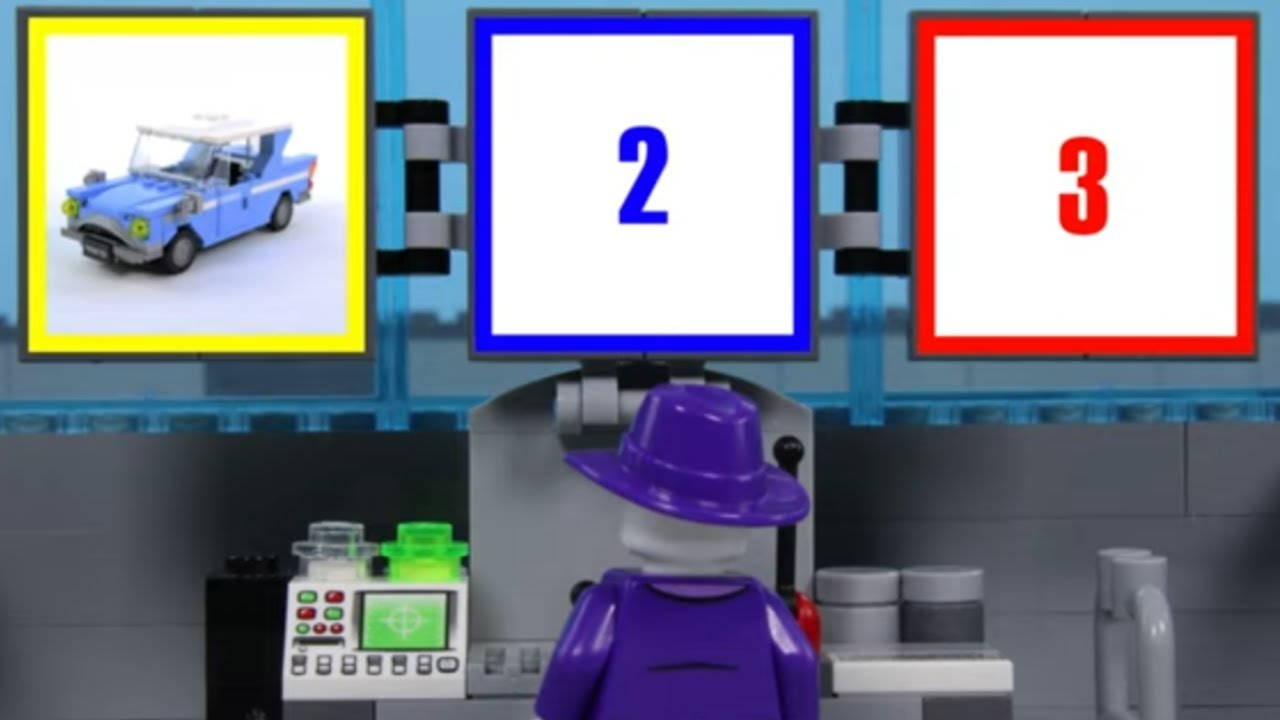 LEGO Joker vs Batman Experimental Chase! STOP MOTION LEGO Joker Vehicle   Billy Bricks Compilations