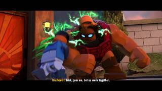 Lego The Incredibles - Boss Battle Guide - Brick and Krushauer