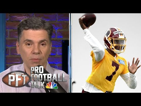 PFT Top 30 Storylines: When will Dwayne Haskins start? | Pro Football Talk | NBC Sports