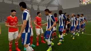 FIFA 17 | FC Porto vs S.L. Benfica - Full Gameplay (PS4/Xbox One)