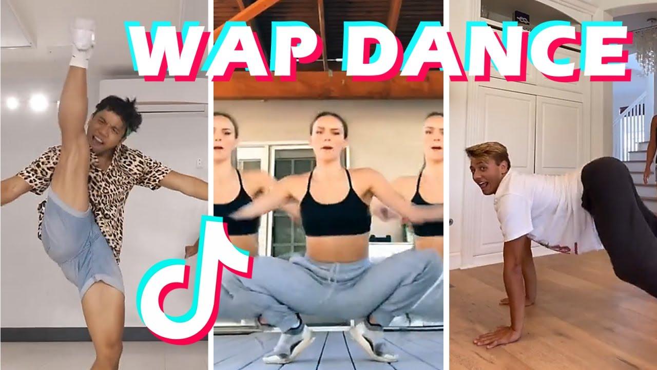 WAP Dance TikTok Challenge Compilation (Cardi B - WAP feat. Megan Thee Stallion)