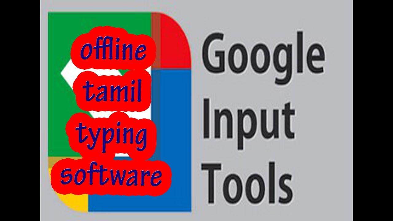 ddb15d8c5b5 Tamil typing software offline use google input tools(Tamil) - YouTube