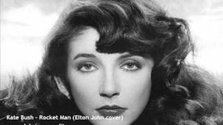Rocket man - Kate Bush/Elton John (pwnr dubstep re-edit)