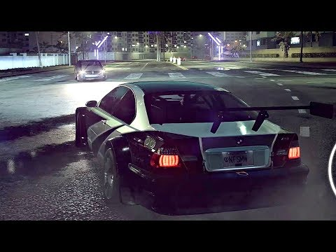 Need For Speed HEAT - Legendary BMW M3 From NFS Most Wanted TOP Speed & Drifting (NFS 2019)