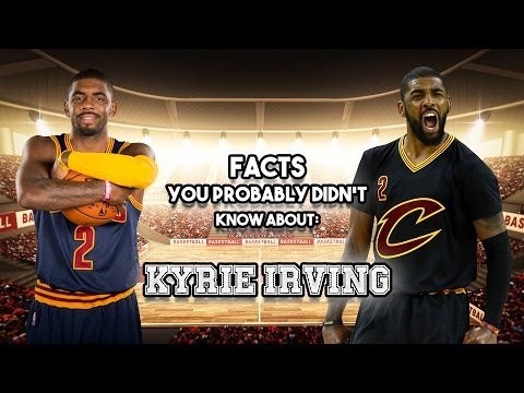 20 AWESOME Facts You Probably Didn't Know About Kyrie Irving