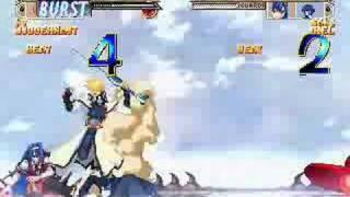 Neo Fighters Team Battle: Eternal Blaze (SoraxNagisa)