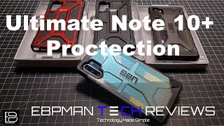 Ultimate Protection Samsung Galaxy Note 10 Cases from UAG
