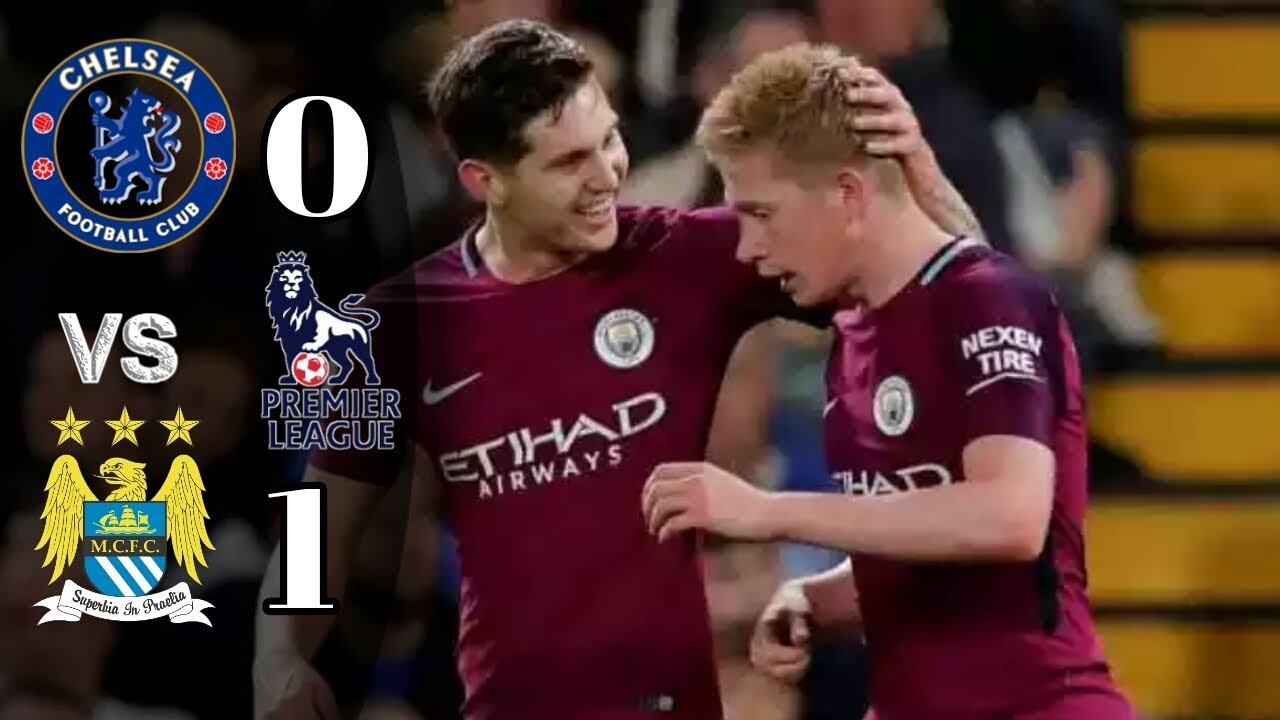 Download Chelsea 0 vs Manchester City 1 | All Goals Highlights | 30/09/2017
