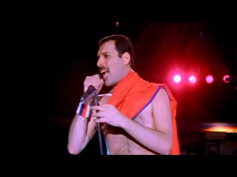 Queen -We Will Rock You (Hungarian Rhapsody ,2012 HD)