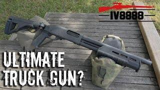Ultimate Truck Gun?
