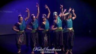 Shiva Stotram Fusion dance - Norway tamil film festival. 2015 thumbnail