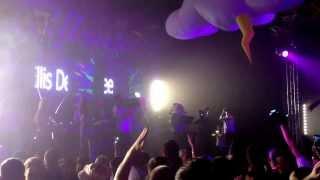 Fantazia Big Bang 2 @ Bowlers Manchester 29/9/13.  Main Arena - Ellis Dee Live Set