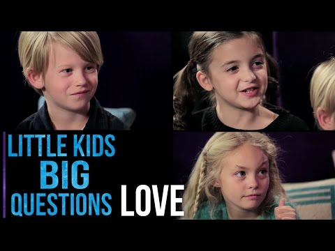 Why We Fall in Love   Little Kids. Big Questions.
