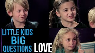 Repeat youtube video Why We Fall in Love | Little Kids. Big Questions.