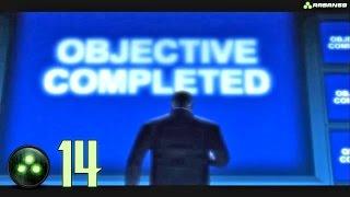 Tom Clancy's Splinter Cell - Pandora Tomorrow [PC] walkthrough part 14