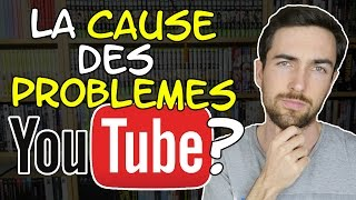 La cause des problèmes YouTube ?
