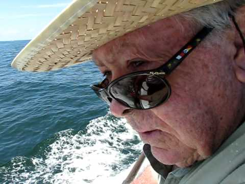 WW2 Vet talks about going to sea on merchant marine ship - 1943