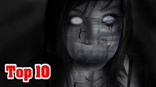 Top 10 MOST SCARY Campfire Stories