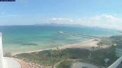 Playa de Muro - 02.03.2017 - LiveCam-Pro