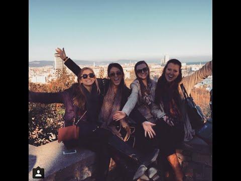 Barcelona Study Abroad - 2015