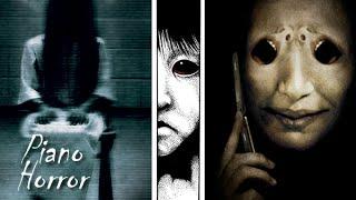 Japanese Horror Themes - Soundtrack Medley (Piano) 日本のホラーテーマ