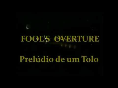 ROGER HODGSON, Supertramp co-founder - FOOL'S OVERTURE, subtitles english and portuguese