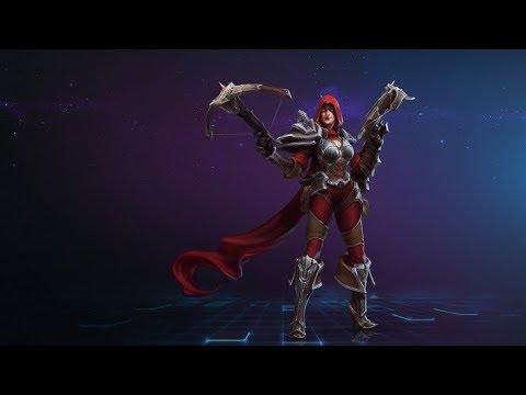 видео: Валла обзор-гайд. heroes of the storm