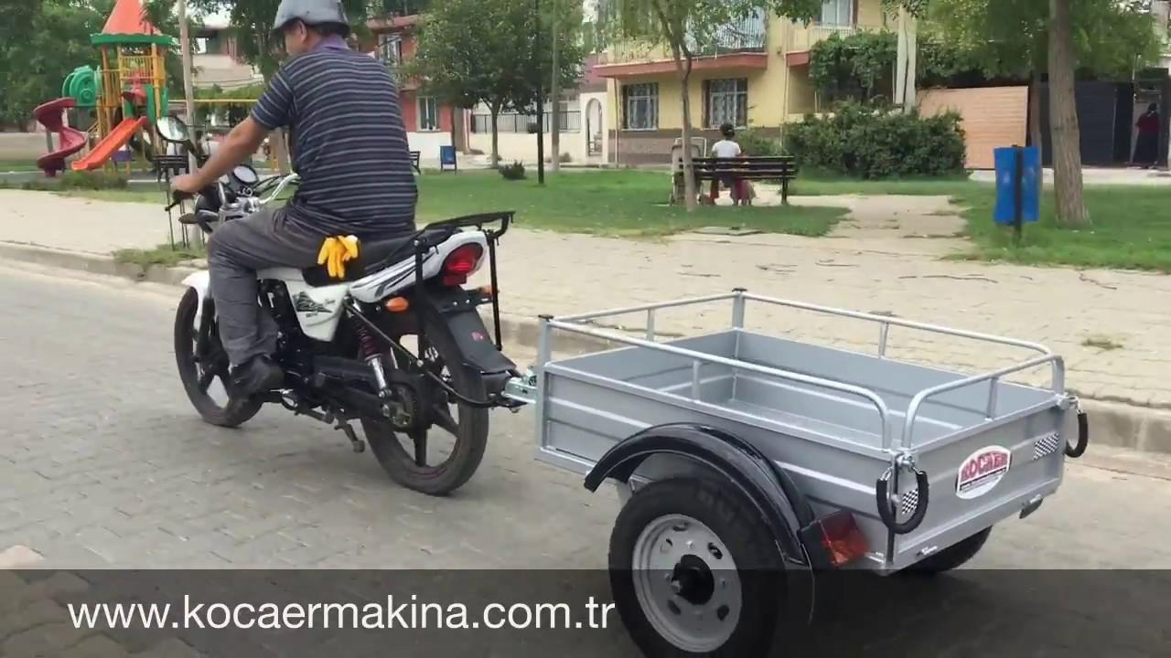 Download Motosiklet Römorku KMR-70