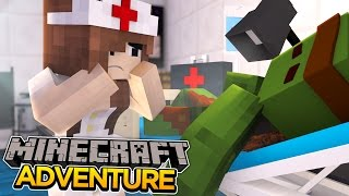 Minecraft Adventure - WILL TINY TURTLE LIVE??