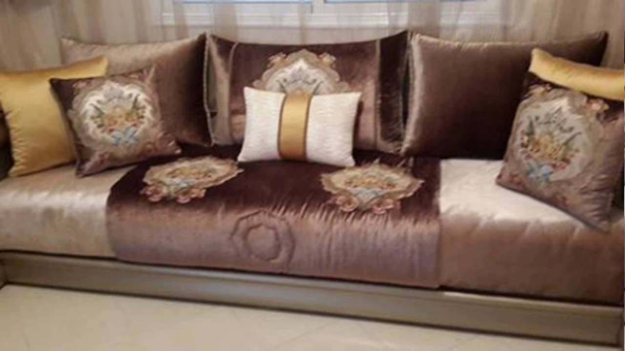 Beautiful Sofa Marocain Montreal Photos - Awesome Interior Home ...